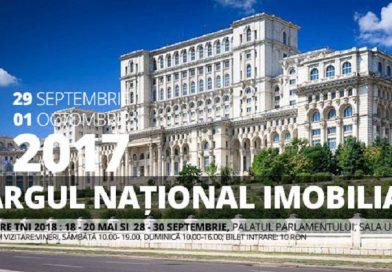 Evenimentul imobiliar al toamnei are loc la sfarsitul lunii la Palatul Parlamentului