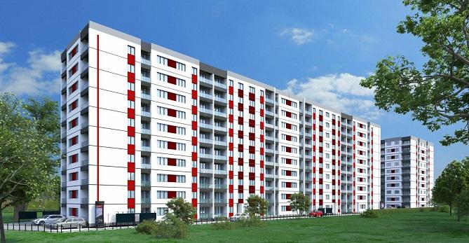Belsugului Residence incepe constructia pentru 350 apartamente noi